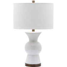 "Berkeley 26"" H Table Lamp with Drum Shade"