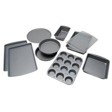 Wayfair Basics 10 Piece Non-Stick Bakeware Set