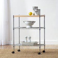 Wayfair Basics Adjustable Utility Cart