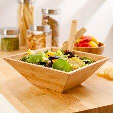 Wayfair Basics Bamboo Salad Bowl