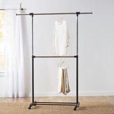 Wayfair Basics Adjustable Garment Rack