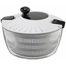 Wayfair Basics Salad Spinner with Locking and Straining Lid