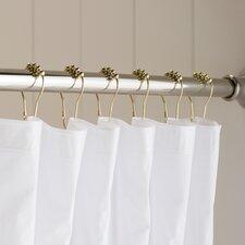 Wayfair Basics Everyday Shower Hook (Set of 12)