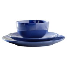 Wayfair Basics Bistro 12 Piece Dinnerware Set
