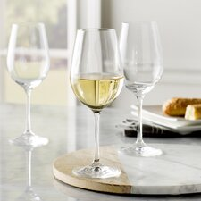 Wayfair Basics 18 Piece Wine & Champagne Glass Set