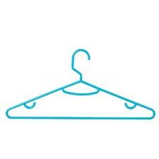 Wayfair Basics Plastic Tubular Hanger Set (Set of 60)