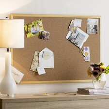 Wayfair Basics Wall-Mounted Bulletin Board