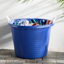 Wayfair Basics 17-Gallon Rope-Handle Tub