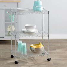 Wayfair Basics 3-Shelf Wire Shelving Unit