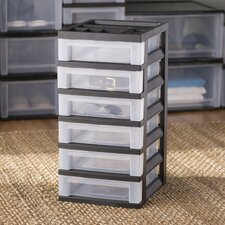 Wayfair Basics 6-Drawer Storage Chest