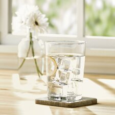 Wayfair Basics 17 oz. Glass Tumbler (Set of 12)