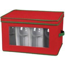 Holiday Drinkware Storage