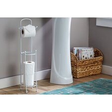 Wayfair Basics Toilet Paper Holder with Dispenser Bar