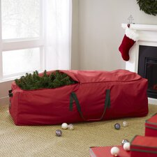 Wayfair Basics Canvas Artificial Tree Rolling Storage Bag