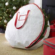 "Wayfair Basics 30"" Circular Wreath Storage Bag"