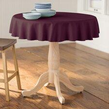 Wayfair Basics Polyester Round Tablecloth