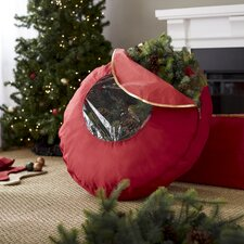 "Wayfair Basics Christmas 36"" Wreath Bag"