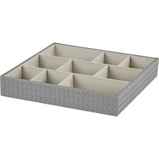 Wayfair Basics 9 Compartment Accessory Divider Tray