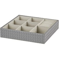 Wayfair Basics 8 Compartment Accessory Divider Tray