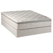 """Orthopedic 18"""" Firm Mattress with Boxspring"""