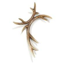 Molded Apprearace of Deer Antlers Wall Decor
