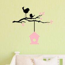 Birds Nursery Wall Decal