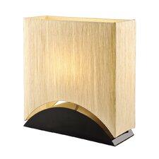 "Sakura 17"" Table Lamp with Rectangular Shade"