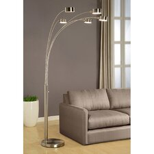 "Micah 88"" Arched Floor Lamp"