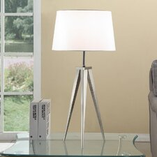"""Hollywood 30"""" H Table Lamp with Empire Shade"""