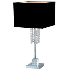 "Adelyn 27"" Table Lamp with Square Shade"