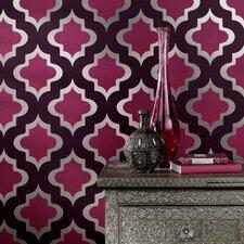 Couture 10.05m L x 52cm W Roll Wallpaper