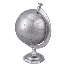 Wohnling World Map Earth Globe