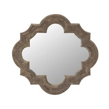 Quatrefoil Wall Mirror