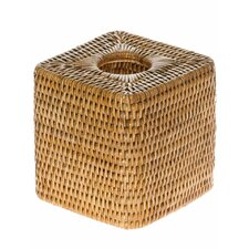 La Jolla Square Tissue Box Cover