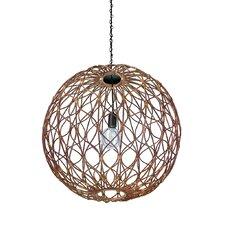 Infinity 1 Light Globe Pendant