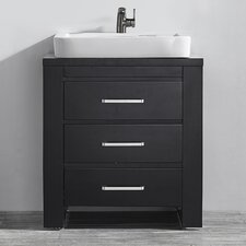 "Pascara 30"" Single Vanity Set"