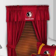 "NCAA 88"" Florida State Seminoles Curtain Valance"