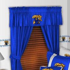 "NCAA 88"" Kentucky Wildcats Curtain Valance"