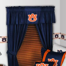 "NCAA 88"" Auburn Tigers Curtain Valance"