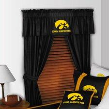 "NCAA 88"" University of Iowa Hawkeyes Curtain Valance"