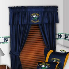 "NCAA 88"" Notre Dame Fighting Irish Curtain Valance"