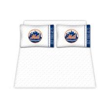 New York Mets Micro Fiber Sheet Set