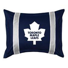 NHL Toronto Maple Leafs Sidelines Sham