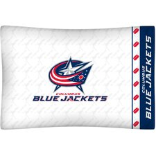 NHL Columbus Blue Jackets Pillowcase
