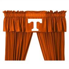 "NCAA 88"" Tennessee Vols Curtain Valance"