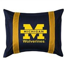 NCAA University of Michigan Sidelines Sham