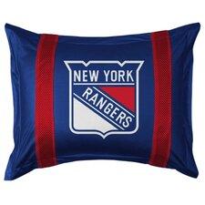 NHL New York Rangers Sidelines Sham