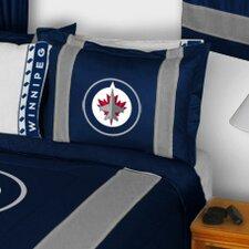 NHL Winnipeg Jets Sidelines Sham
