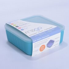 20 Oz. Glass and Silicone Toxin-free Food Storage Container