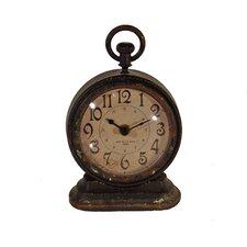 Metal Vintage Table Clock